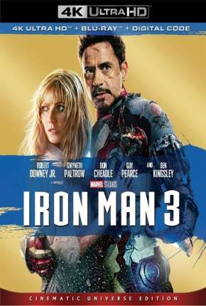 Homem de Ferro 3 4K Download