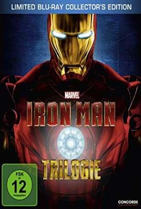 Homem de Ferro - Trilogia Download