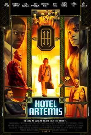 Hotel Artemis BluRay Download