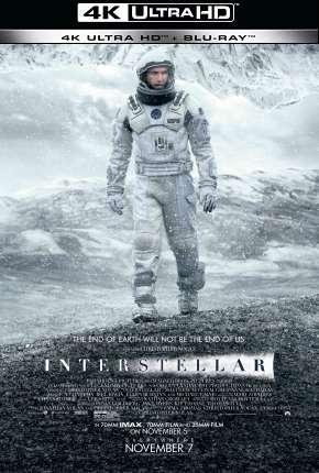Interestelar - IMAX - 4K Download