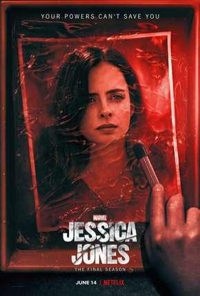 Jessica Jones - 3ª Temporada Completa Netflix Download