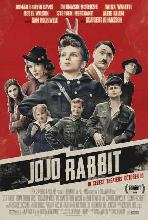 Jojo Rabbit - Legendado DVDscr Download