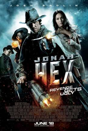 Jonah Hex - Caçador de Recompensas Dublado Download