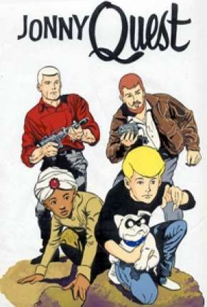 Jonny Quest - 1ª Temporada Completa Download