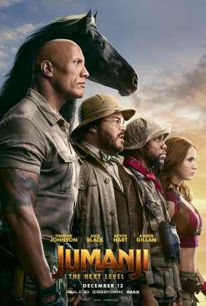 Jumanji - Próxima Fase - Legendado HDRIP Download