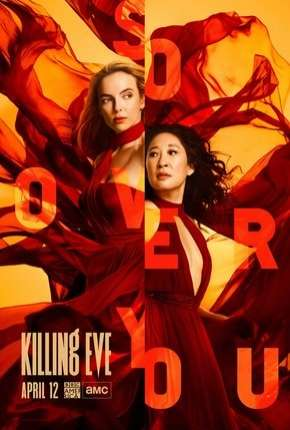Killing Eve - Dupla Obsessão - 3ª Temporada Legendada Download