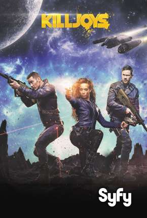 Killjoys - Agentes Espaciais 5ª Temporada Legendada Download