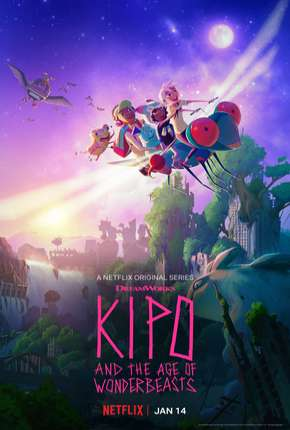 Kipo e os Animonstros - Completa Download