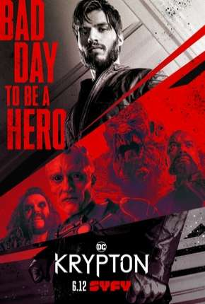 Krypton - 2ª Temporada Legendada Download