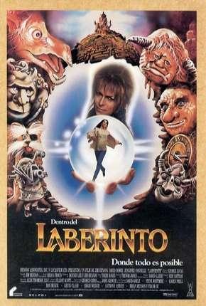 Labirinto - A Magia do Tempo - DVD-R Download