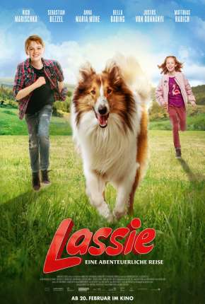 Lassie Come Home - CAM - Legendado Download