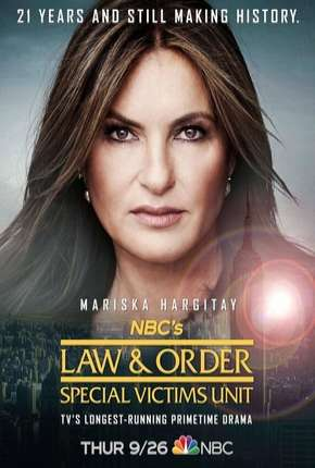 Law and Order: SVU - 21ª Temporada Legendada Download