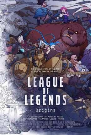 League of Legends - A Origem - Legendado Download
