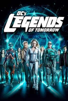 Legends of Tomorrow - Lendas do Amanhã 5ª Temporada Legendada  Download
