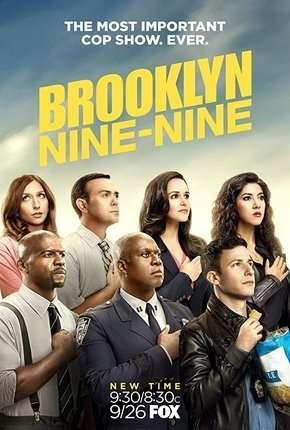 Lei e Desordem - Brooklyn Nine-Nine 5ª Temporada Download