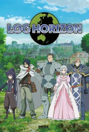 Log Horizon - Legendado Download