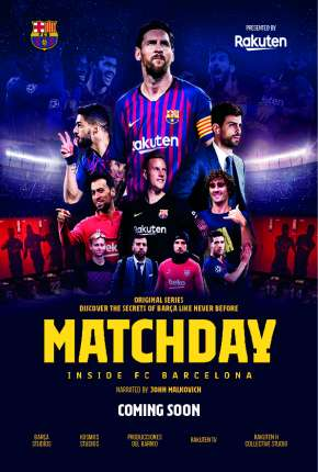 Matchday - Inside FC Barcelona Download