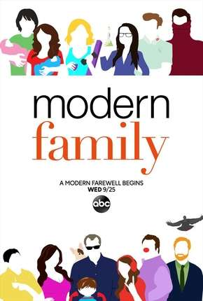 Modern Family - 11ª Temporada Legendada Download