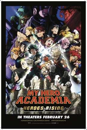 My Hero Academia: Ascensão dos Heróis - Legendado Download
