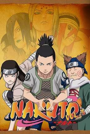 Naruto Clássico - 5ª Temporada Download