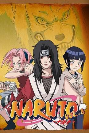 Naruto Clássico - 8ª Temporada Download
