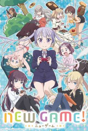 New Game!! - 2ª Temporada Download