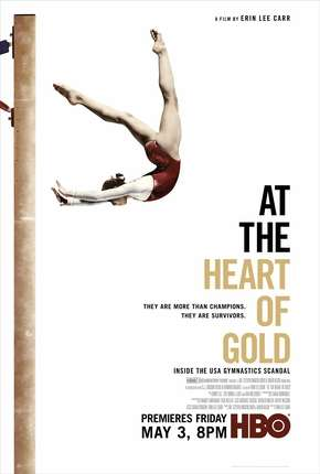 No Coração do Ouro - O Escândalo da Seleção Americana de Ginástica Download