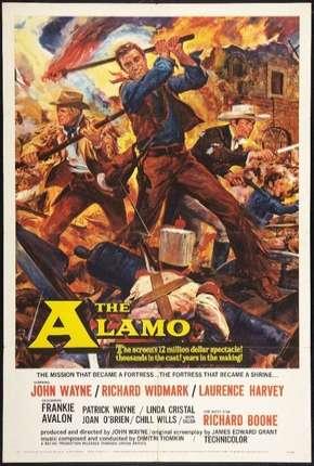 O Álamo - DVD-R Download
