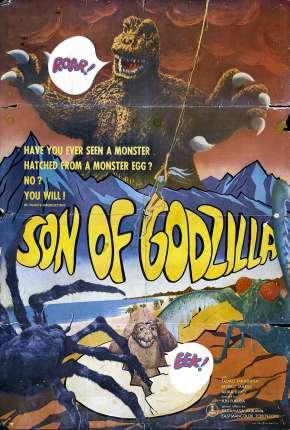 O Filho de Godzilla - Legendado Download