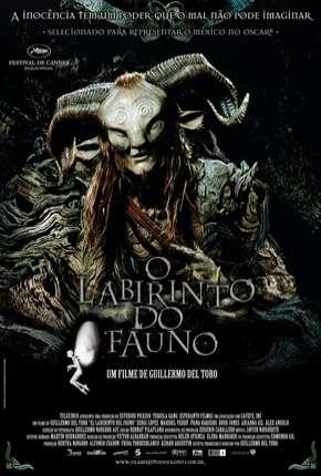 O Labirinto do Fauno - DVD-R Download