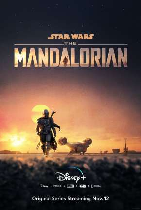 O Mandaloriano - Star Wars 1ª Temporada Completa Download
