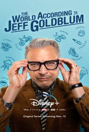 O Mundo Segundo Jeff Goldblum - 1ª Temporada Download