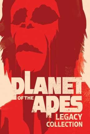 O Planeta dos Macacos - Coleção Download