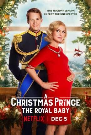 O Príncipe do Natal - O Bebê Real Download