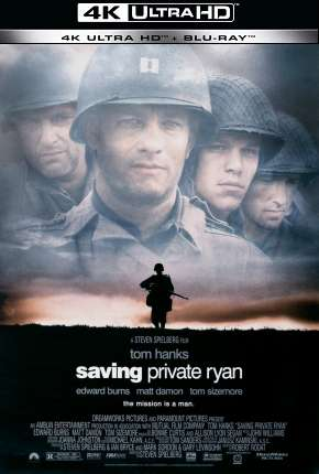 O Resgate do Soldado Ryan - 4K Download