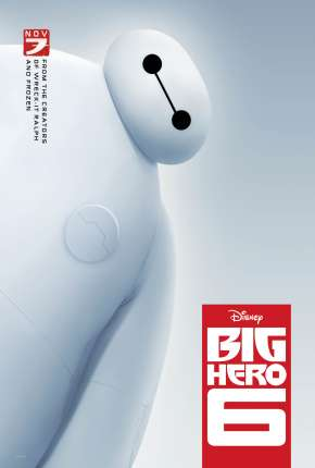 Operação Big Hero BluRay Download