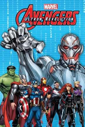 Os Vingadores da Marvel - A Revolução de Ultron Download