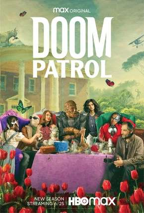 Patrulha do Destino - Doom Patrol 2ª Temporada Legendada Download