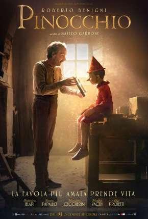 Pinocchio - CAM - Legendado Download