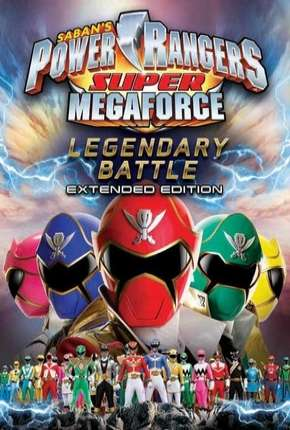 Power Rangers Super Megaforce - A Batalha Lendária Download