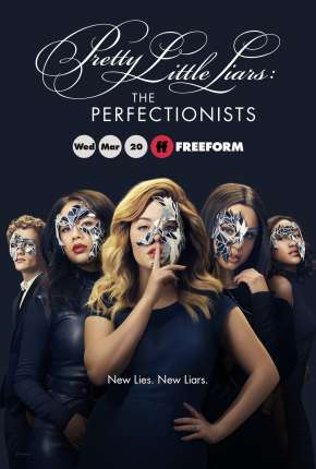 Pretty Little Liars - The Perfectionists 1ª Temporada Download