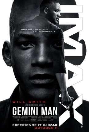 Projeto Gemini - IMAX 60 FPS Download