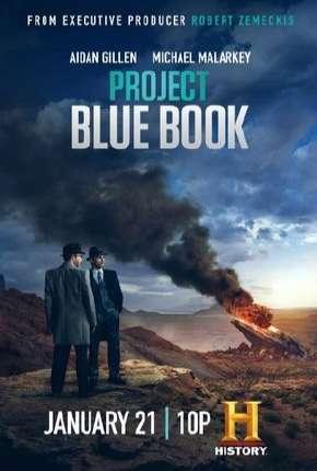 Projeto Livro Azul - 2ª Temporada Legendada Download