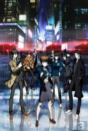 Psycho-Pass - 2ª Temporada Legendada Download