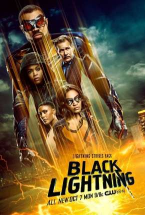 Raio Negro - Black Lightning 3ª Temporada Legendada Download