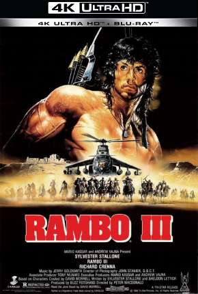 Rambo III - 4K Download