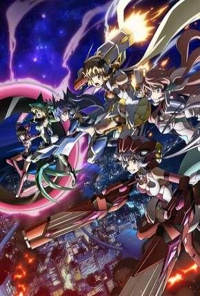 Senki Zesshou Symphogear XV Download