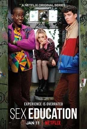 Sex Education - 1ª Temporada Completa HD Download