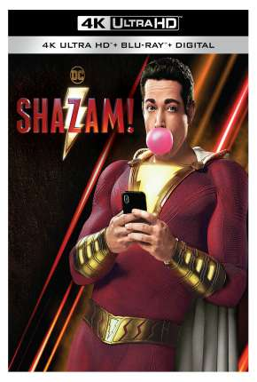 Shazam 4K - Ultra HD Download