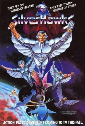 SilverHawks - Diversos Episódios Download